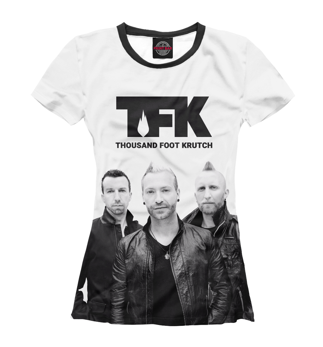 Купить Thousand Foot Krutch, Printbar, Футболки, MZK-607327-fut-1