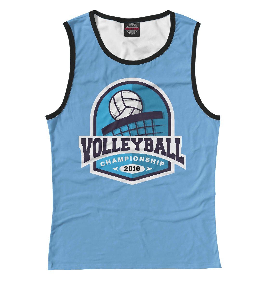 Купить Volleyball, Printbar, Майки, VLB-862792-may-1