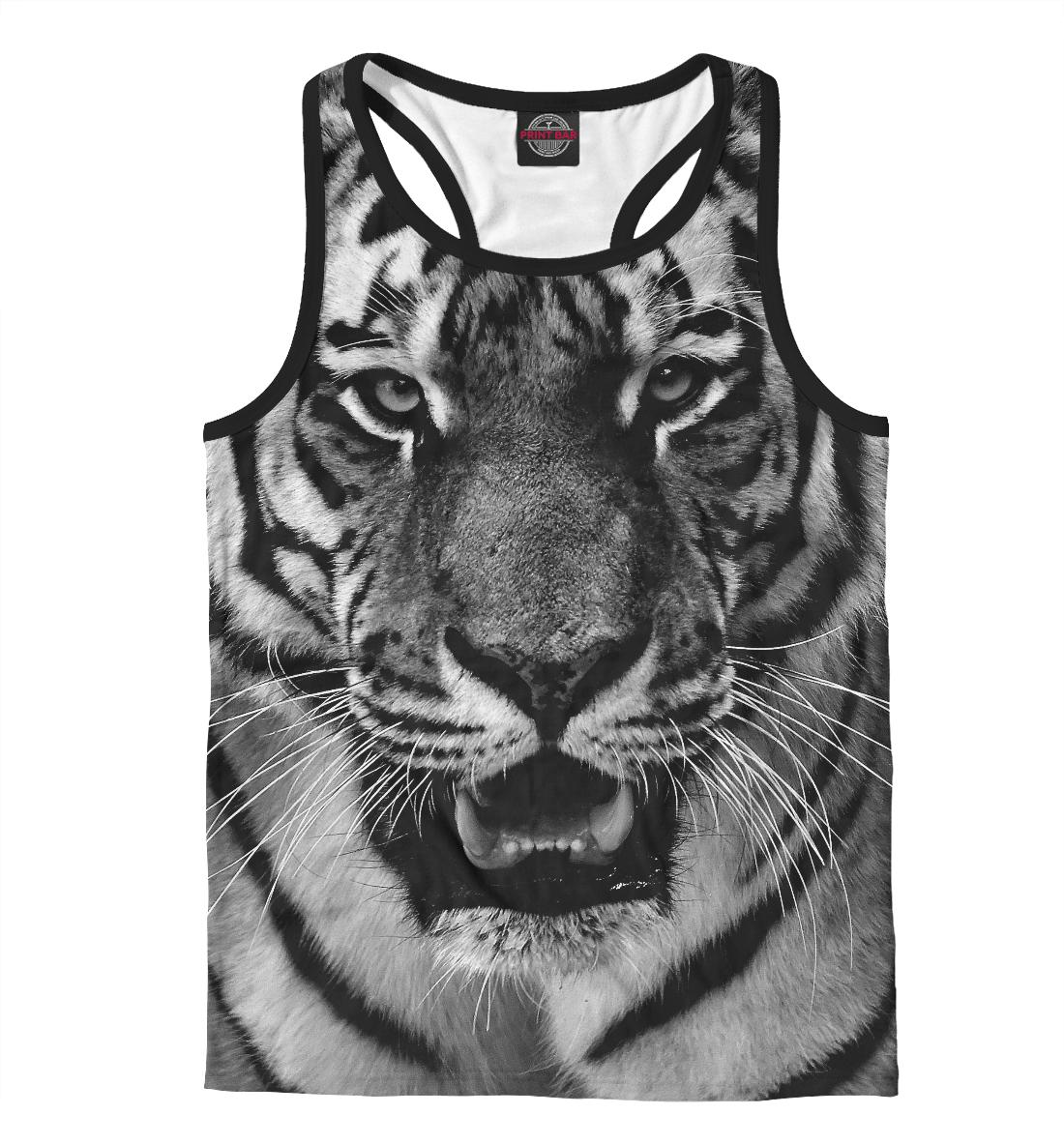 Купить Тигр, Printbar, Майки борцовки, HIS-171967-mayb-2