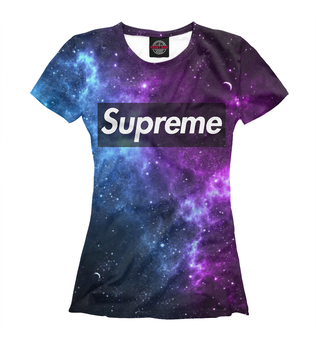 Купить Supreme Space, Printbar, Футболки, SPR-882994-fut-1
