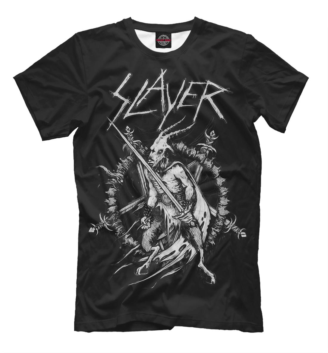 Slayer goat white