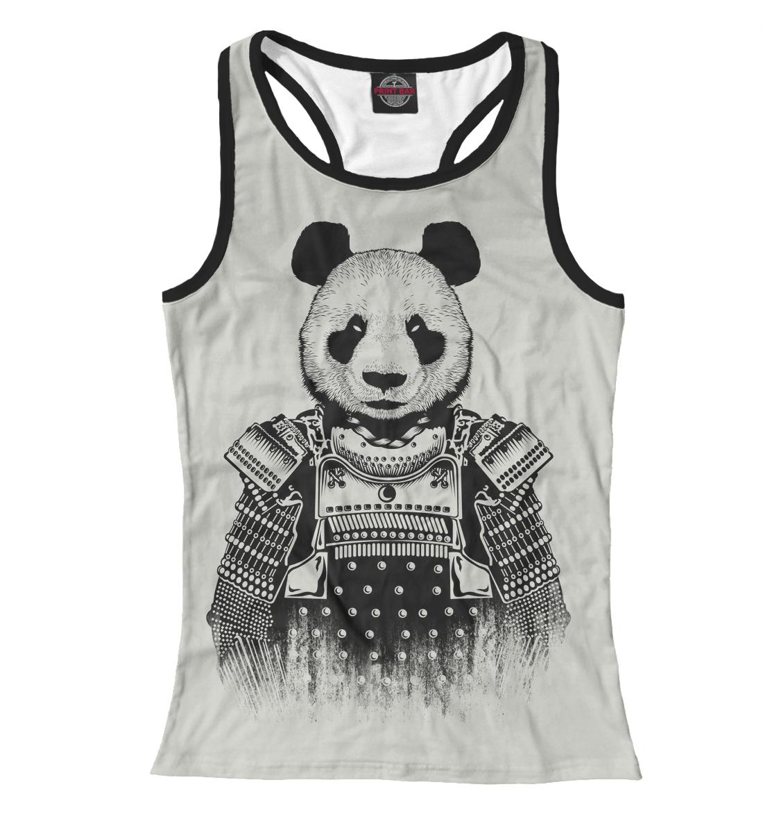 Купить Panda Samurai, Printbar, Майки борцовки, PAN-698163-mayb-1