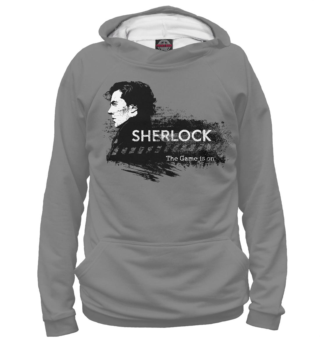 Купить Sherlock, Printbar, Худи, SHE-394742-hud-1