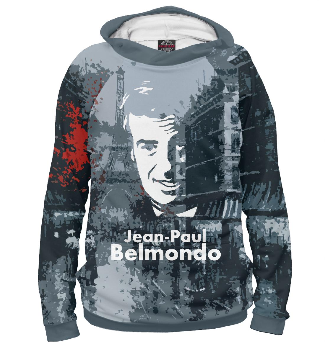 Купить Jean-Paul Belmondo, Printbar, Худи, ZNR-163199-hud-2