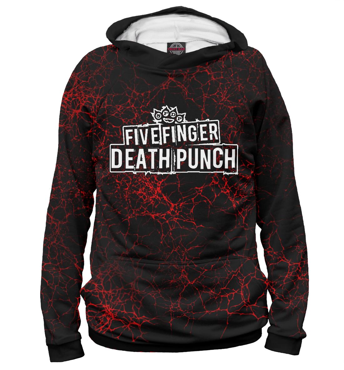 Купить Five Finger Death Punch, Printbar, Худи, FFD-387952-hud-2