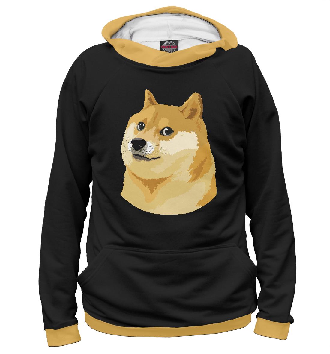 Купить Собака Мем, Printbar, Худи, MEM-294812-hud-2