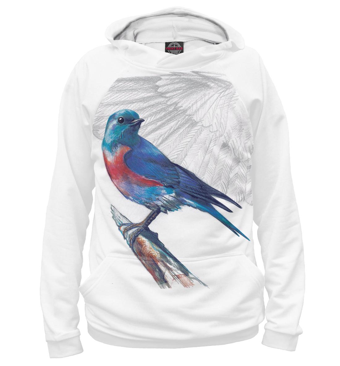 Купить Синяя Птица, Printbar, Худи, PTI-976110-hud-2