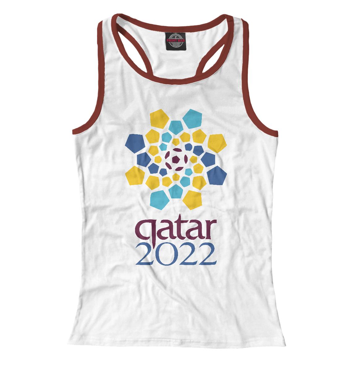Купить Катар 2022, Printbar, Майки борцовки, RZN-949968-mayb-1