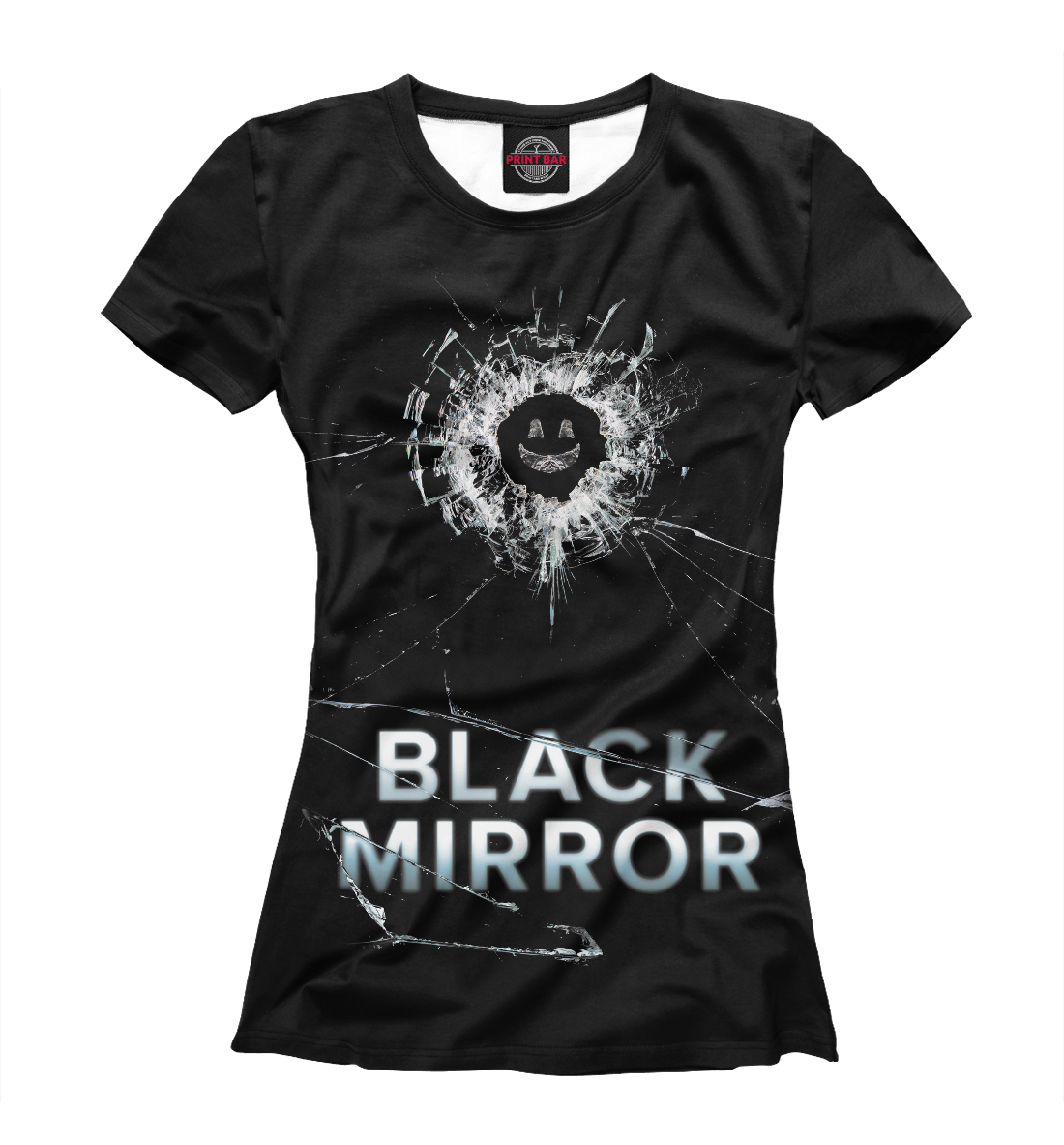 Купить Black Mirror, Printbar, Футболки, BLM-910230-fut-1