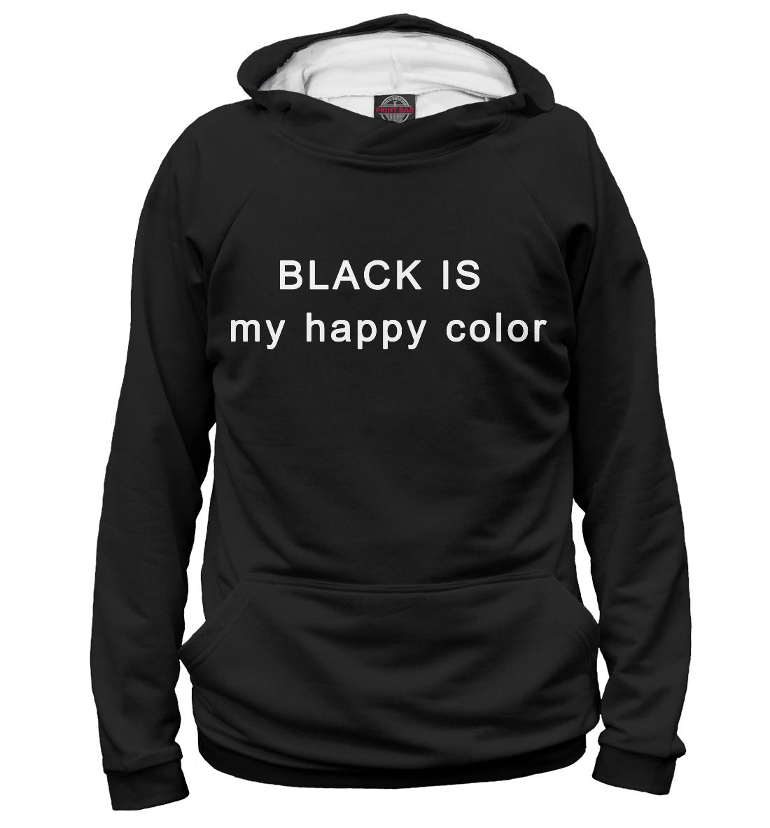 Купить Мой счастливый цвет, Printbar, Худи, NDP-625362-hud-2