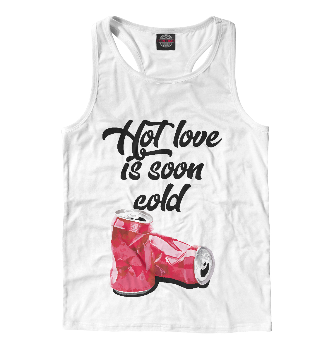 Hot love is soon cold