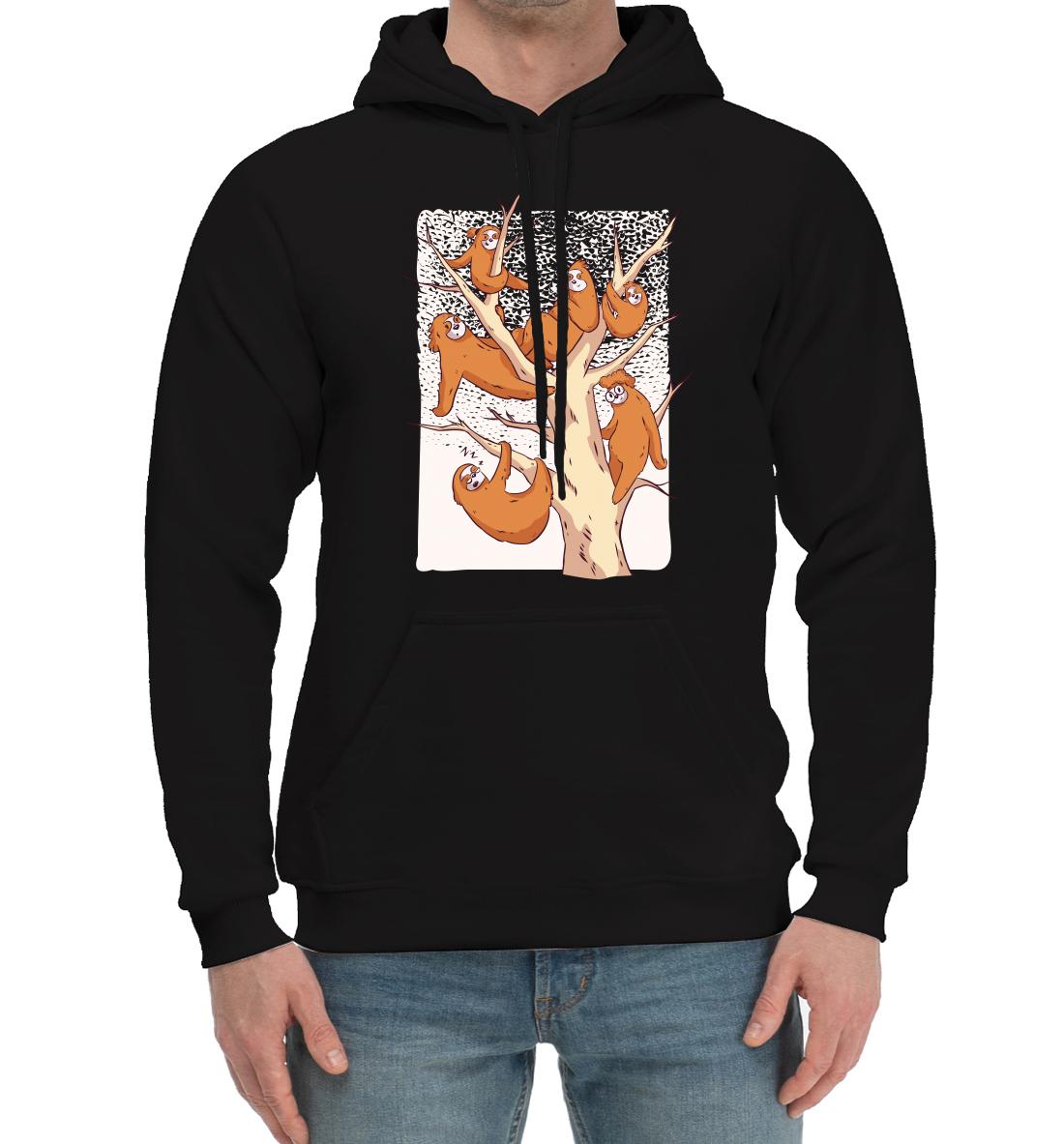 Ленивцы на дереве подвесной декор навесные белки поилки на дереве 33 17 60 см 1090111