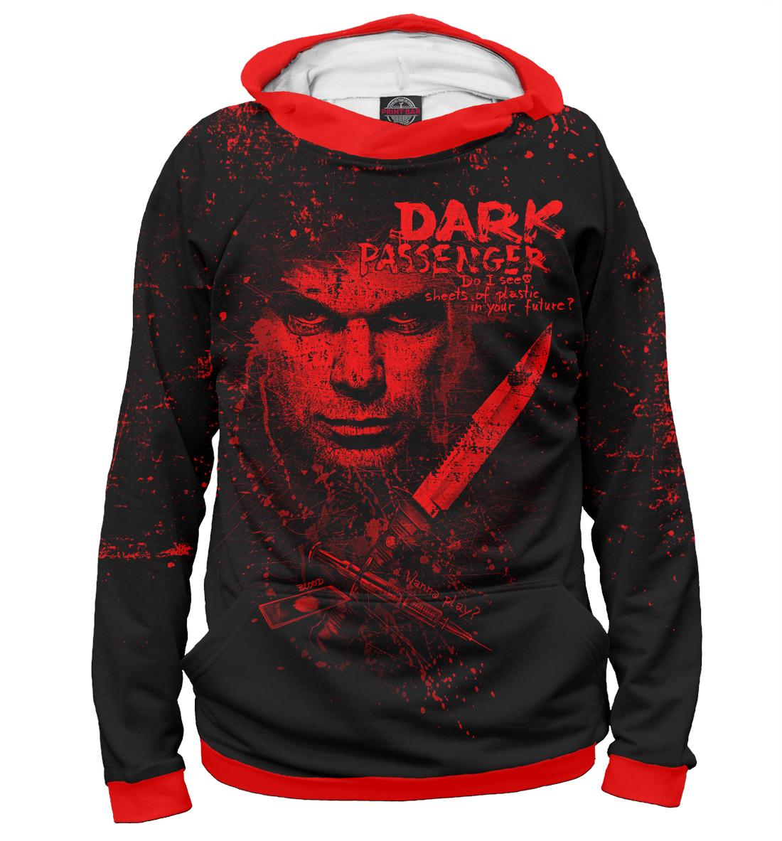 Dark Passenger, Printbar, Худи, DCS-152950-hud-2  - купить со скидкой