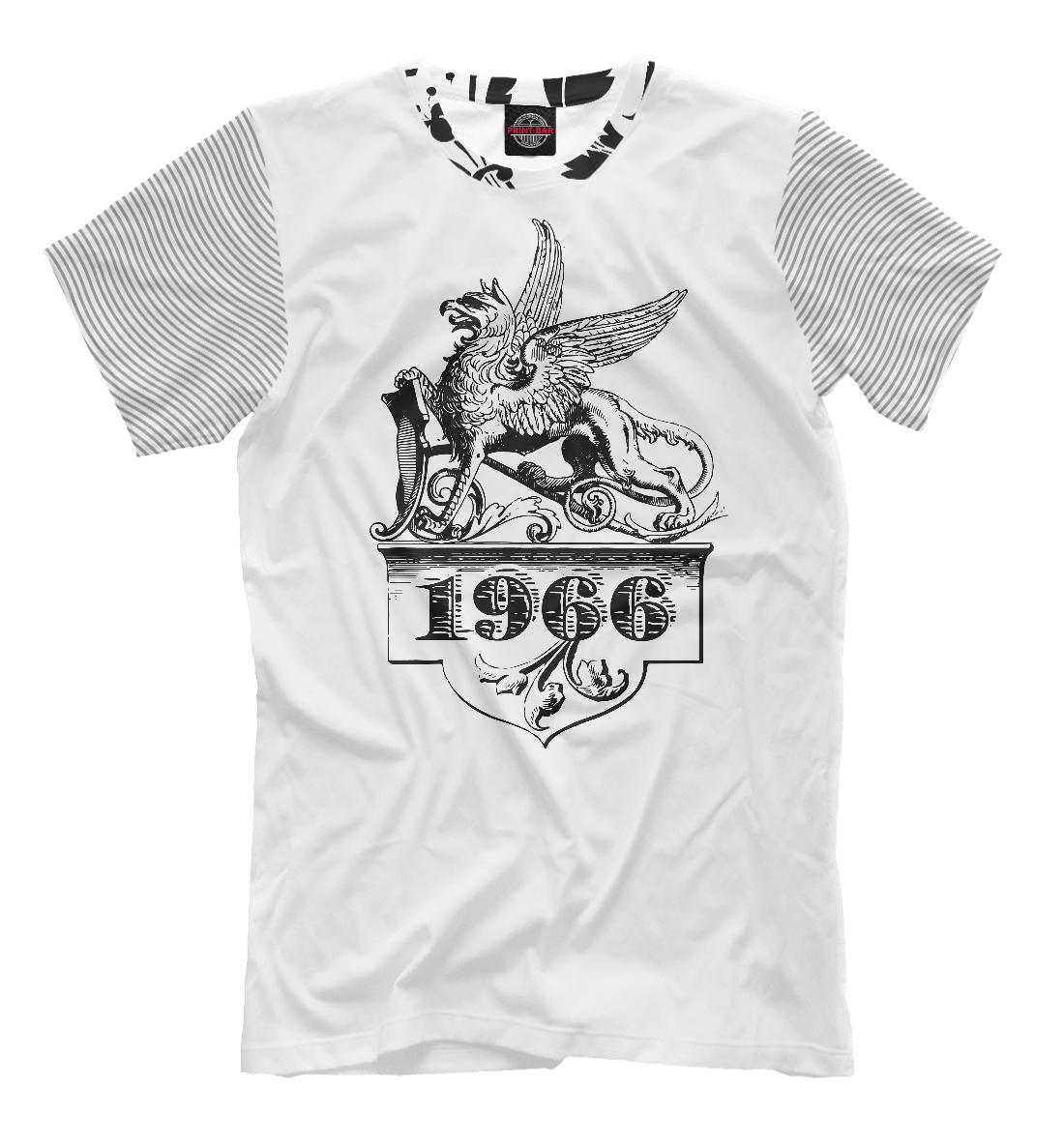 Купить 1966 год Оберег Грифон, Printbar, Футболки, DHH-837237-fut-2