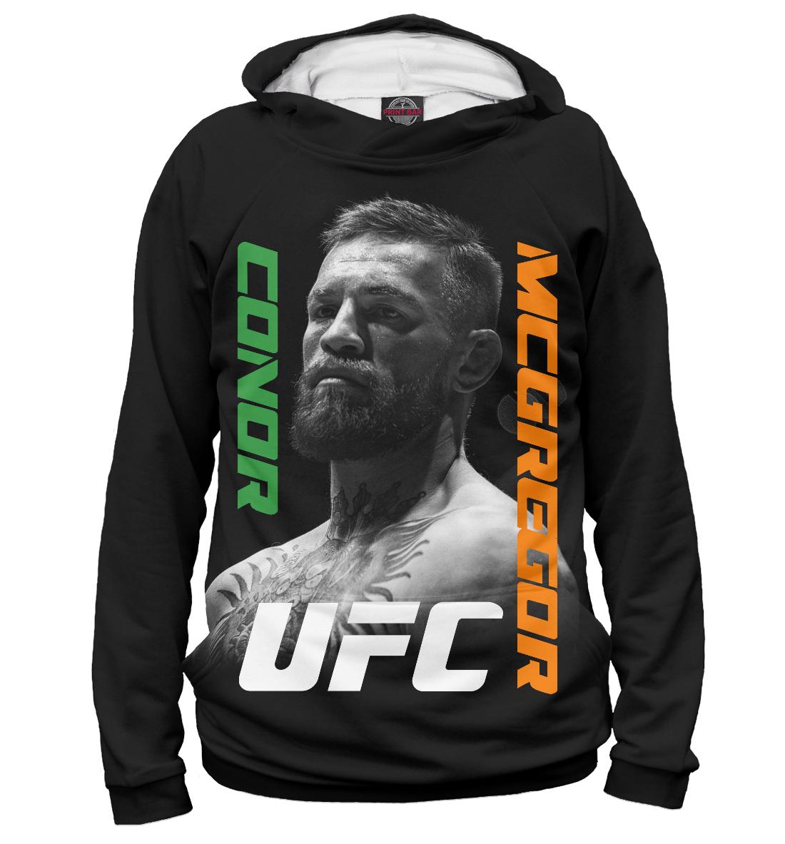 Купить UFC Conor McGregor, Printbar, Худи, MCG-561695-hud-2