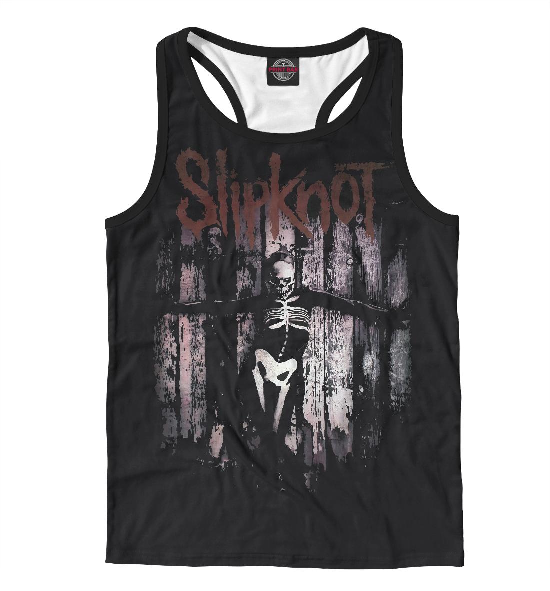 Купить Slipknot, Printbar, Майки борцовки, SLI-141689-mayb-2