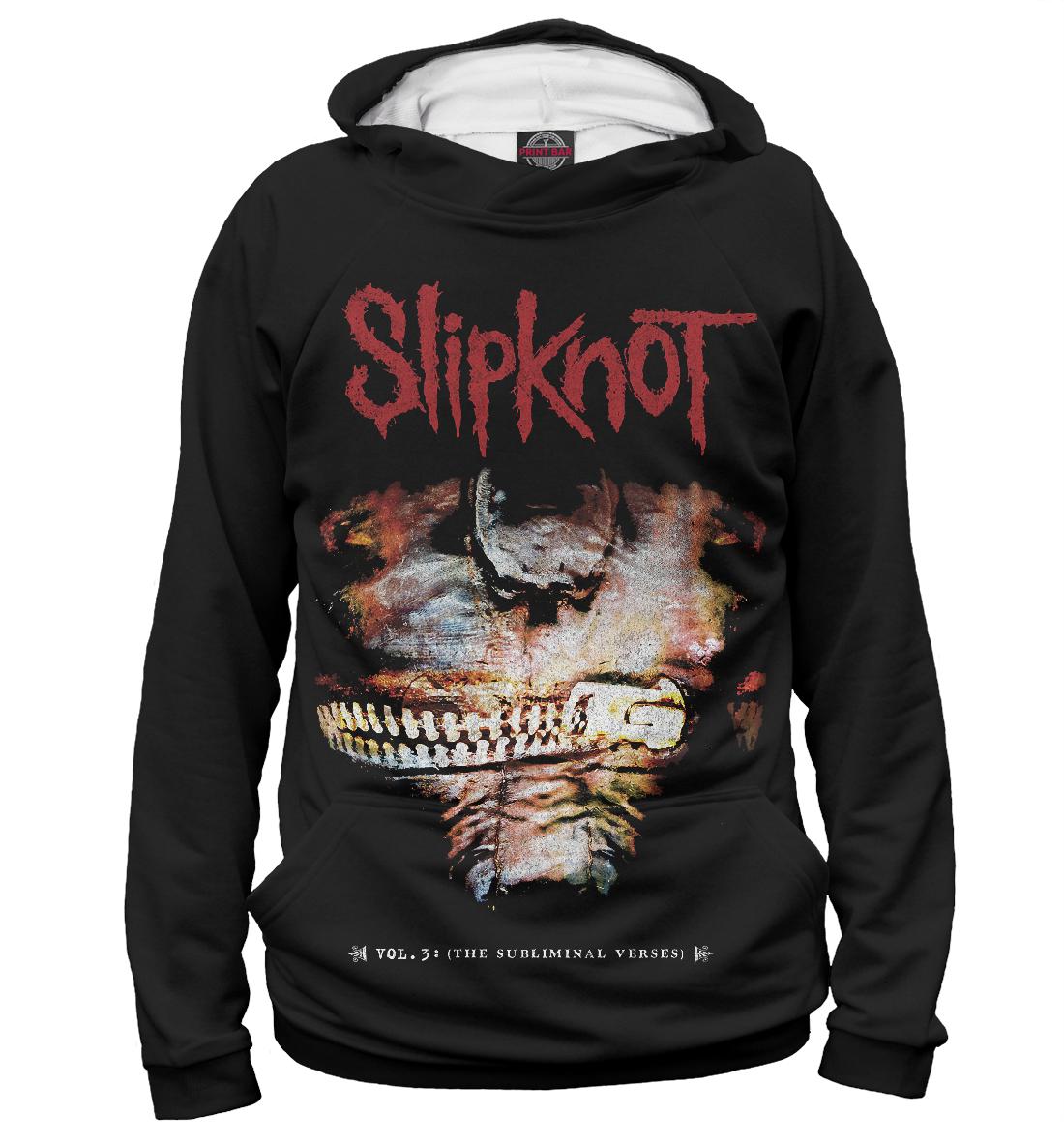Купить Slipknot, Printbar, Худи, SLI-510083-hud-2