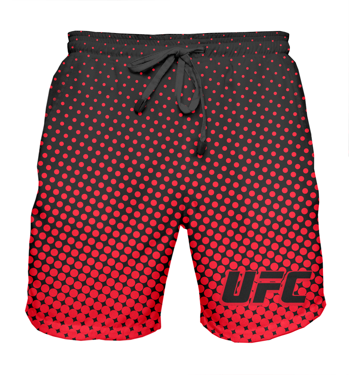 Купить UFC, Printbar, Шорты мужские, MNU-420267-shm-2