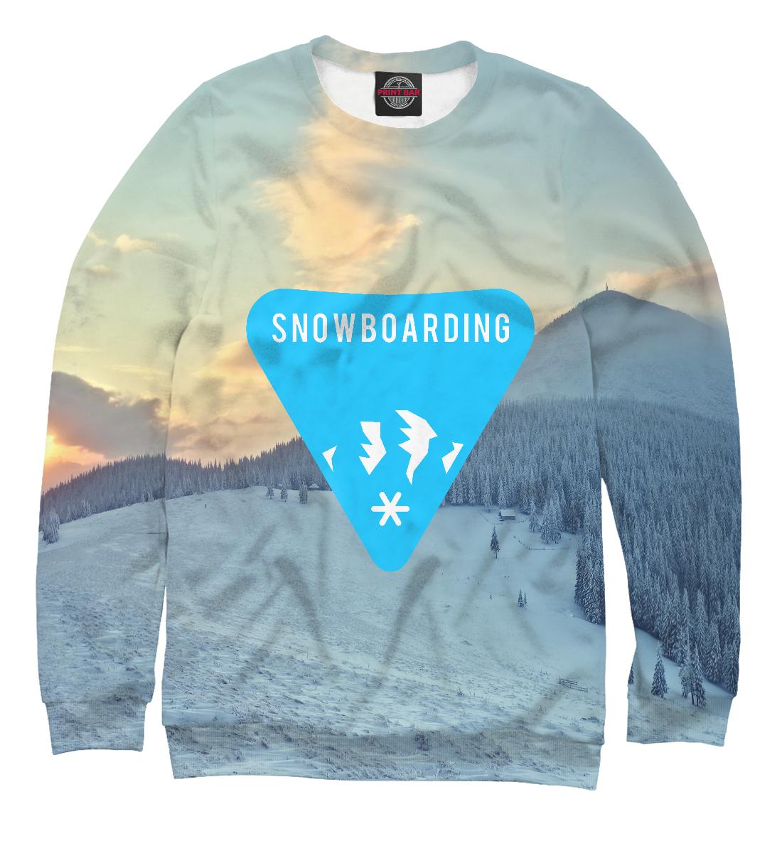 Купить Сноубординг, Printbar, Свитшоты, SNW-494562-swi-1