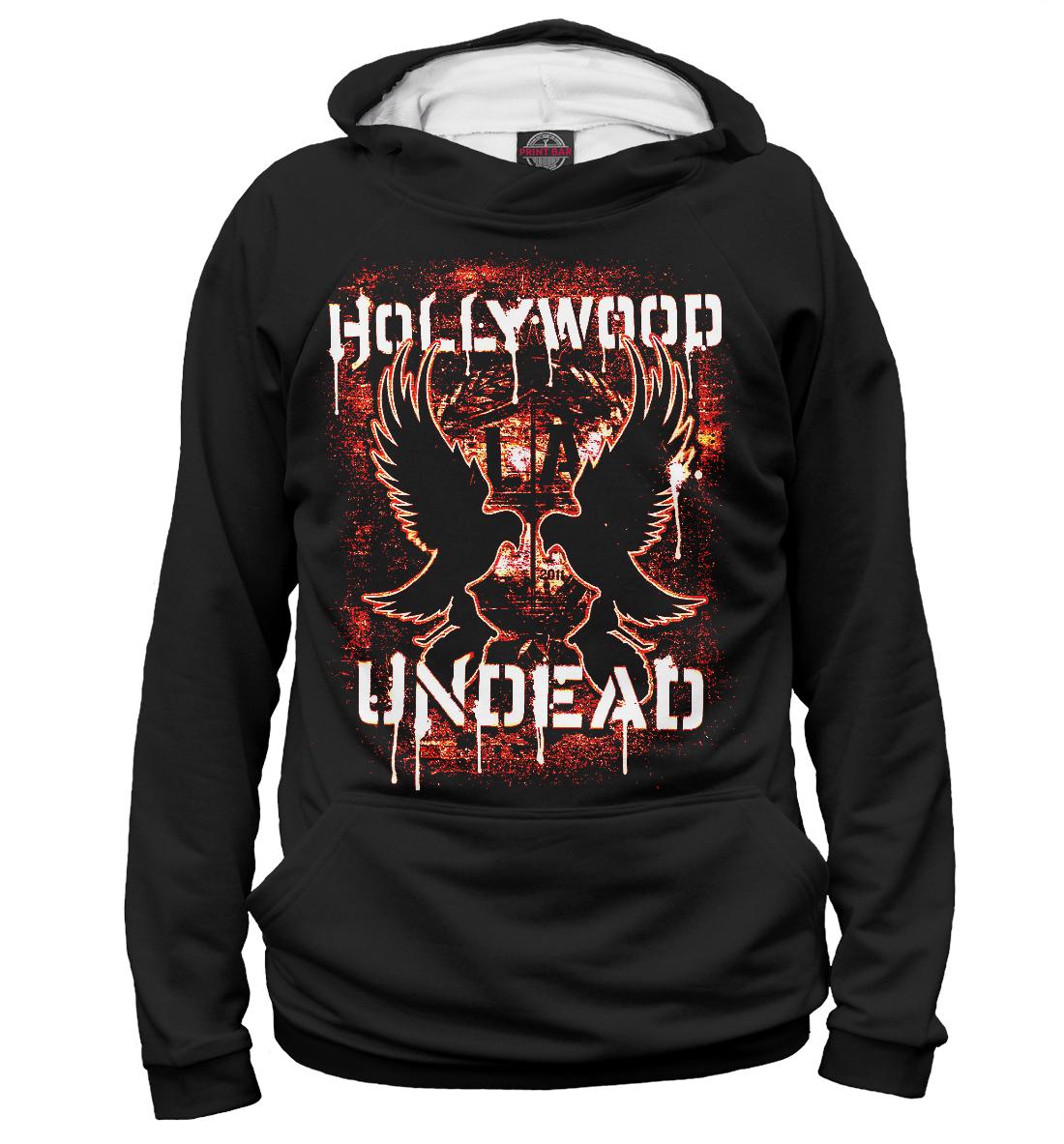 Купить Hollywood Undead, Printbar, Худи, HLW-728722-hud-2