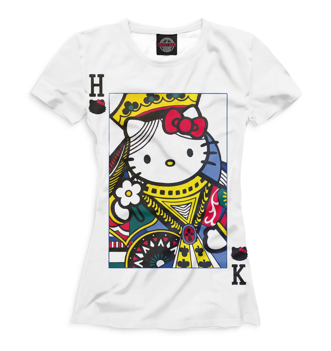 Купить Hello Kitty, Printbar, Футболки, HLK-678755-fut-1