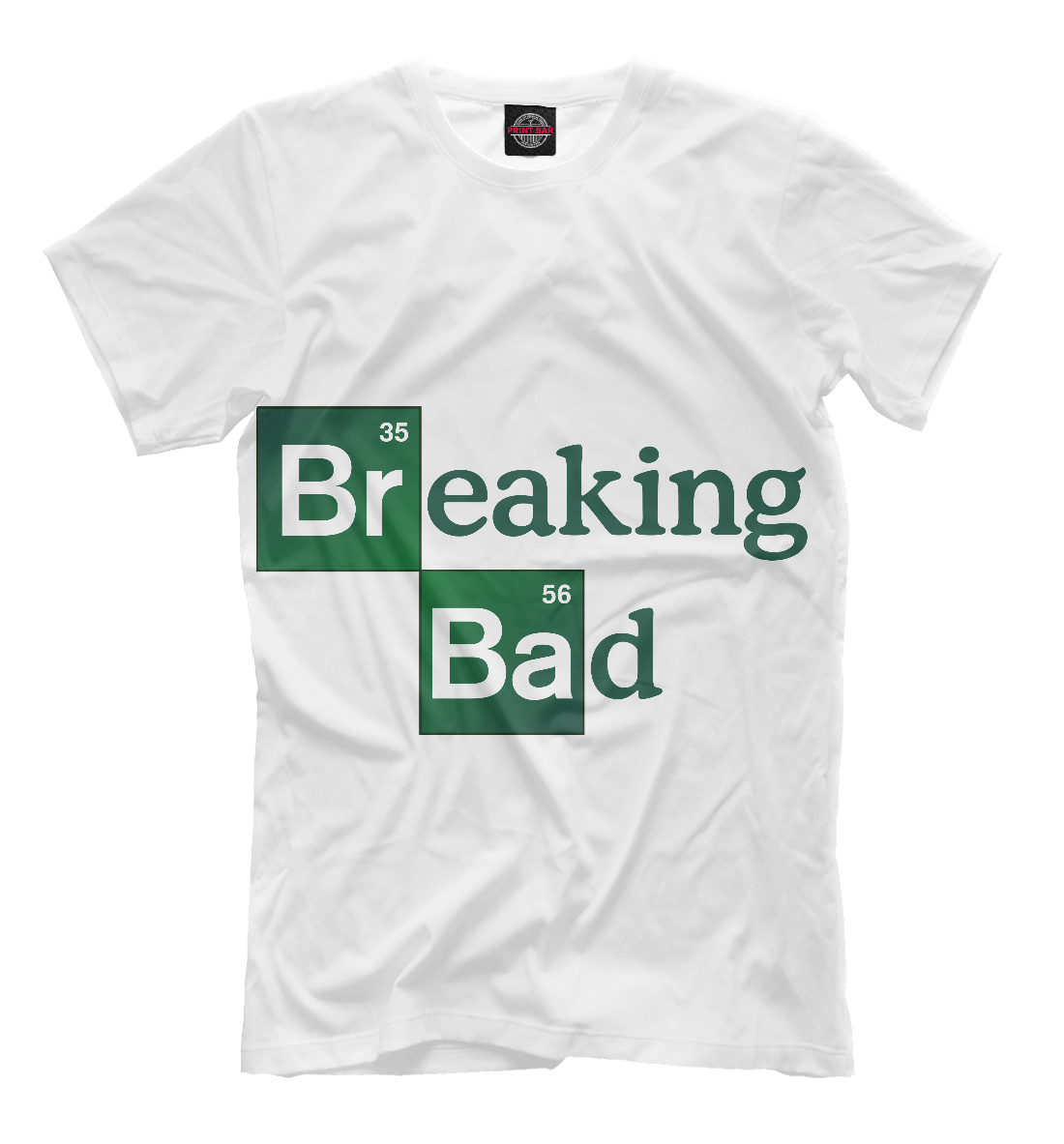 Купить Breaking bad, Printbar, Футболки, VVT-348507-fut-2