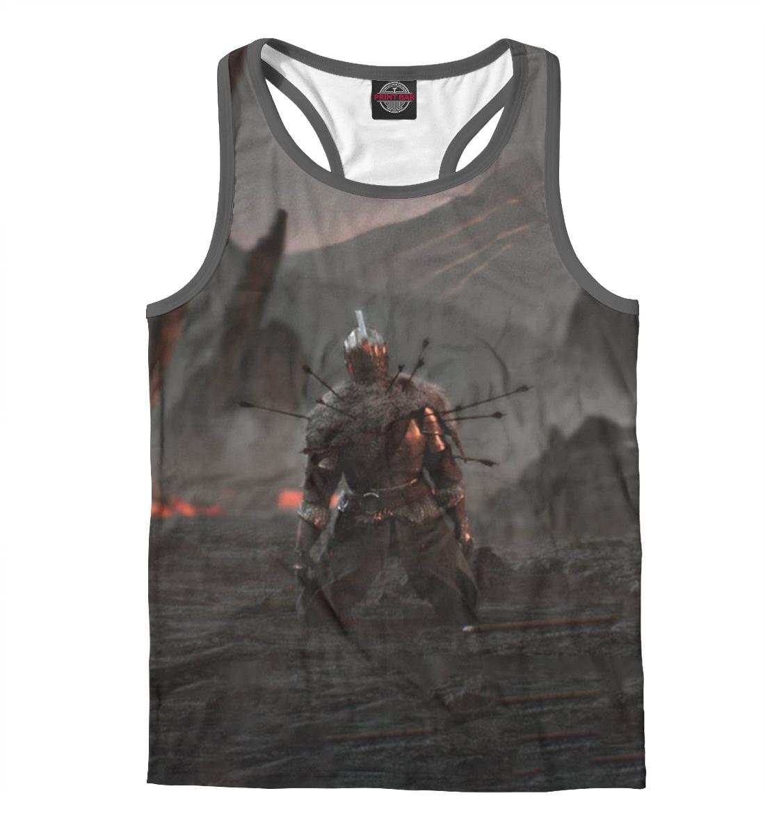 Купить Dark Souls, Printbar, Майки борцовки, DKS-584416-mayb-2