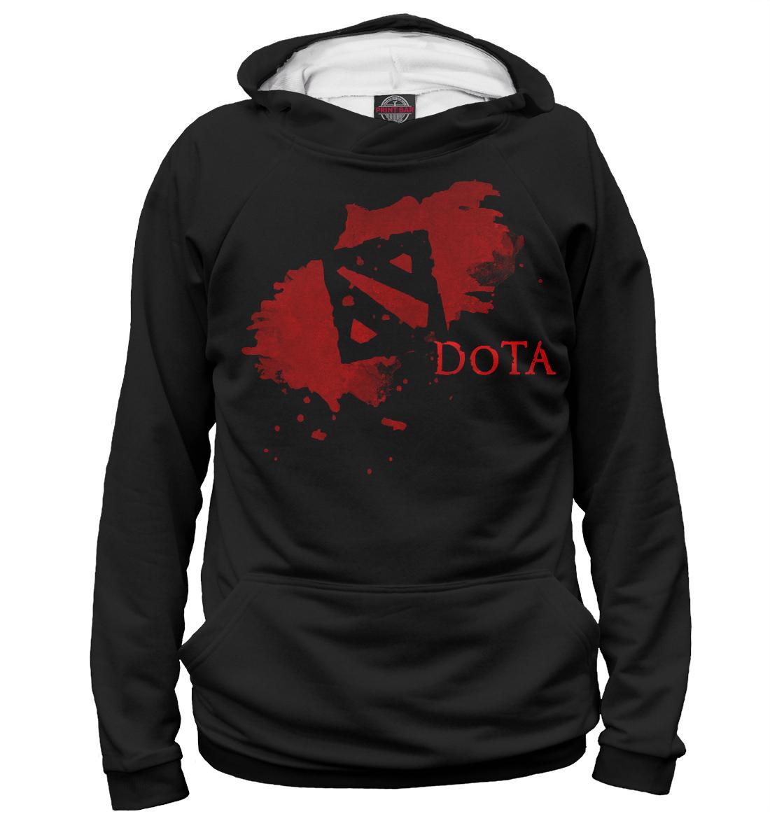 Купить Dota 2 - Fresh Blood, Printbar, Худи, DO2-169641-hud-1