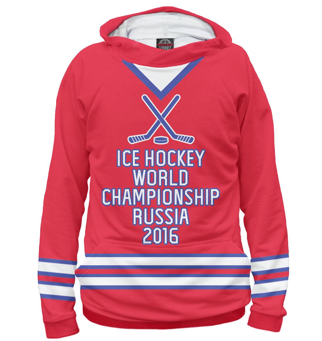Купить ЧМ по хоккею 2016, Printbar, Худи, HOK-302116-hud-2