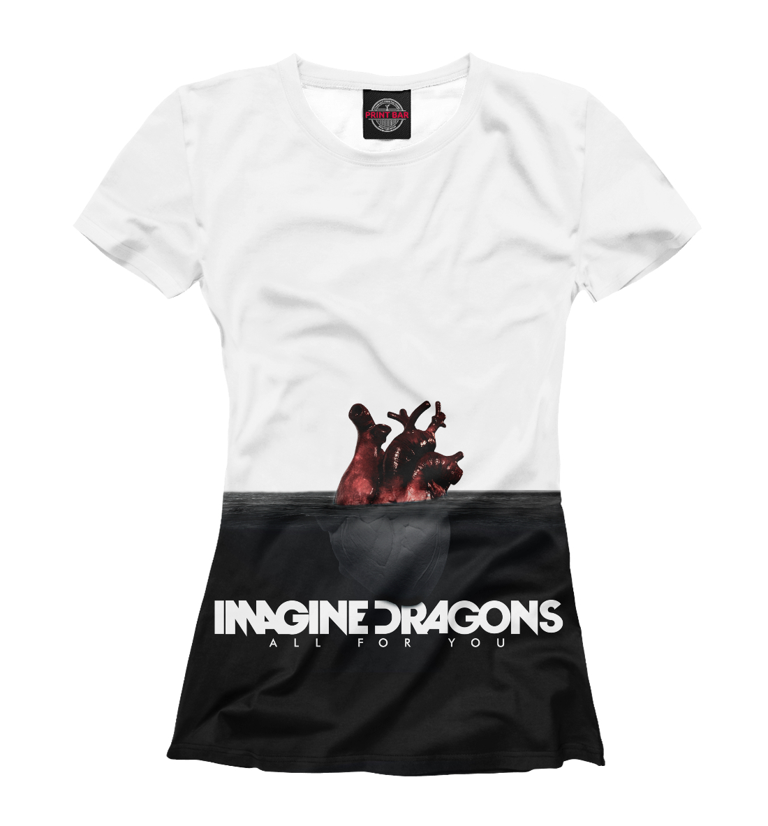 Купить Imagine Dragons, Printbar, Футболки, IMA-201903-fut-1