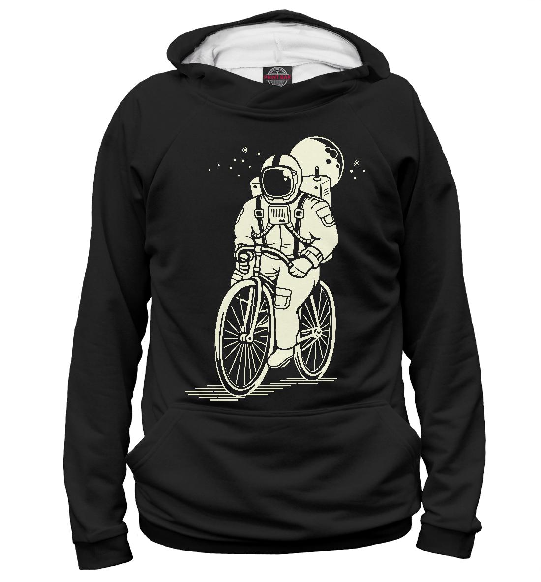 Купить Space Biker, Printbar, Худи, HIP-159197-hud-2