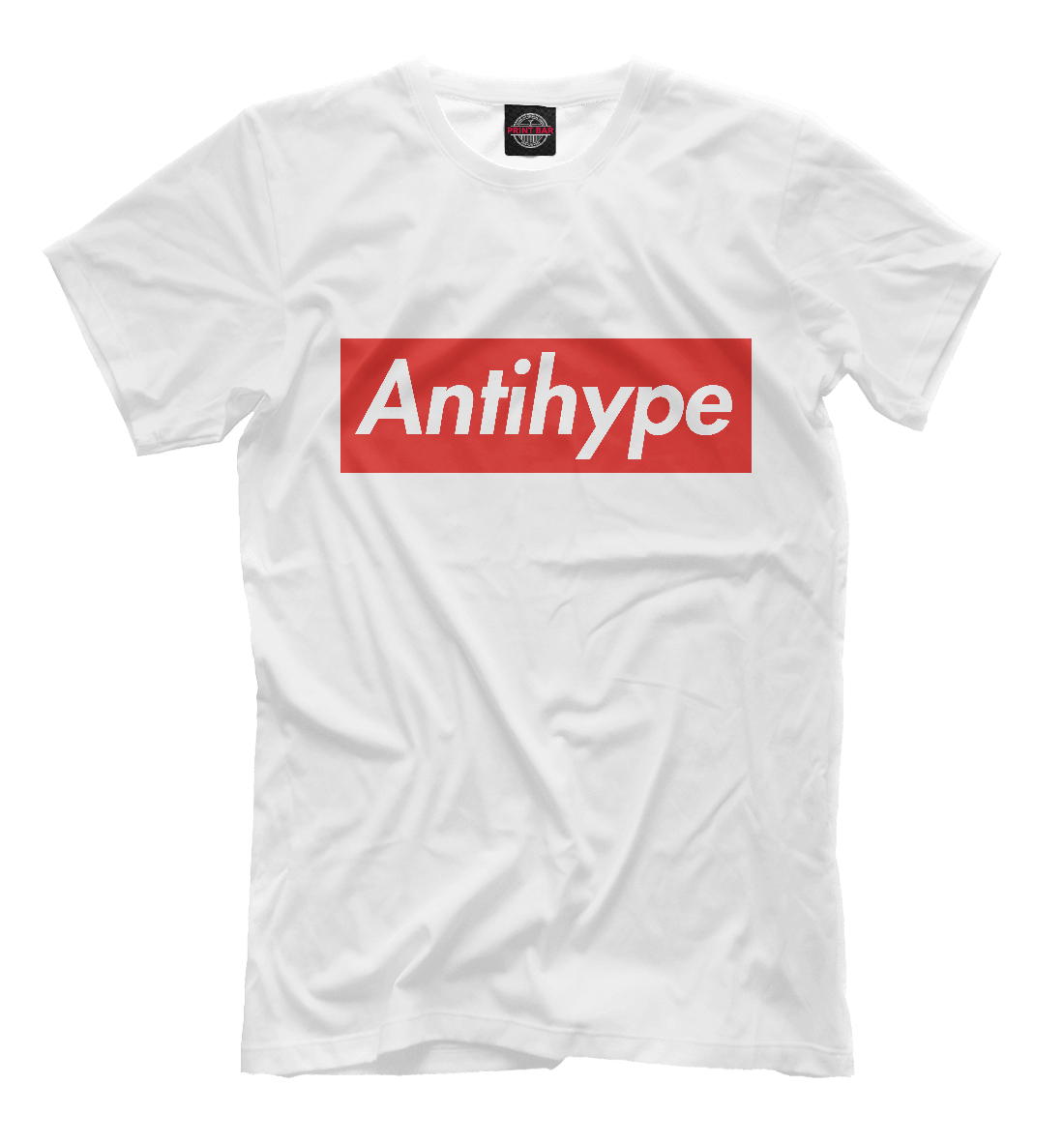 Купить Antihype White, Printbar, Футболки, APD-491800-fut-2