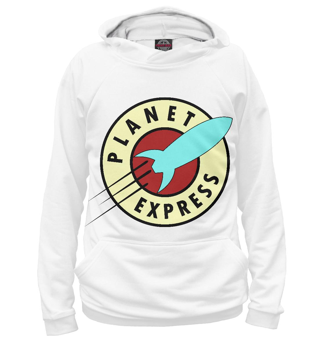 Купить Planet Express, Printbar, Худи, FUT-420638-hud-1