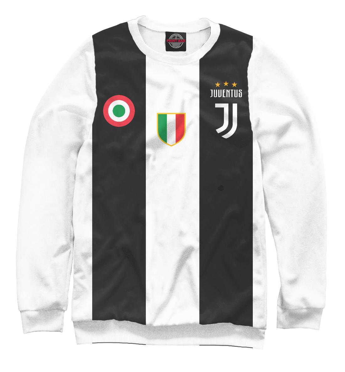 Купить Ronaldo Juventus 18/19, Printbar, Свитшоты, JUV-954883-swi-1