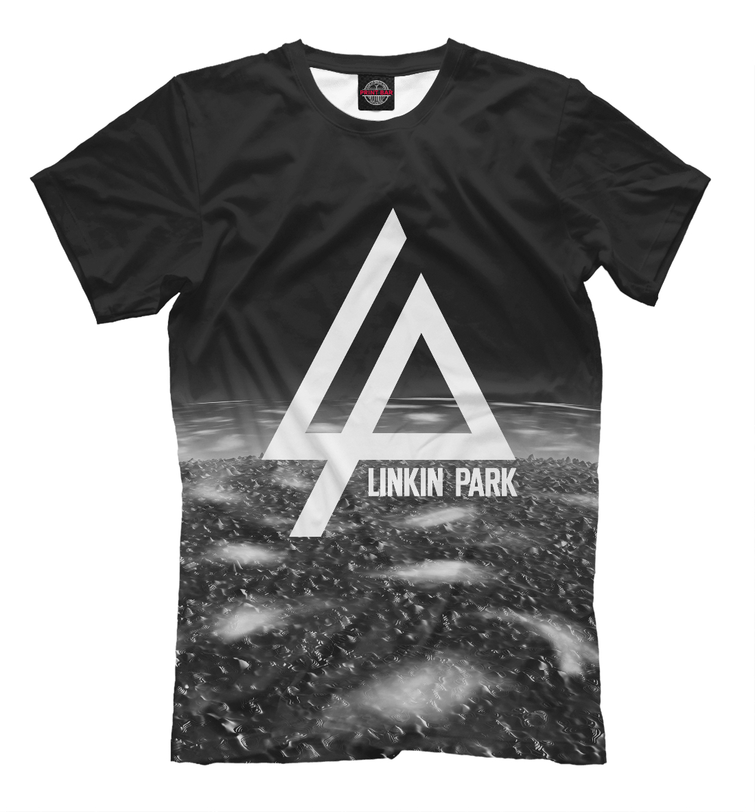 Купить Linkin park space collection, Printbar, Футболки, LIN-261518-fut-2