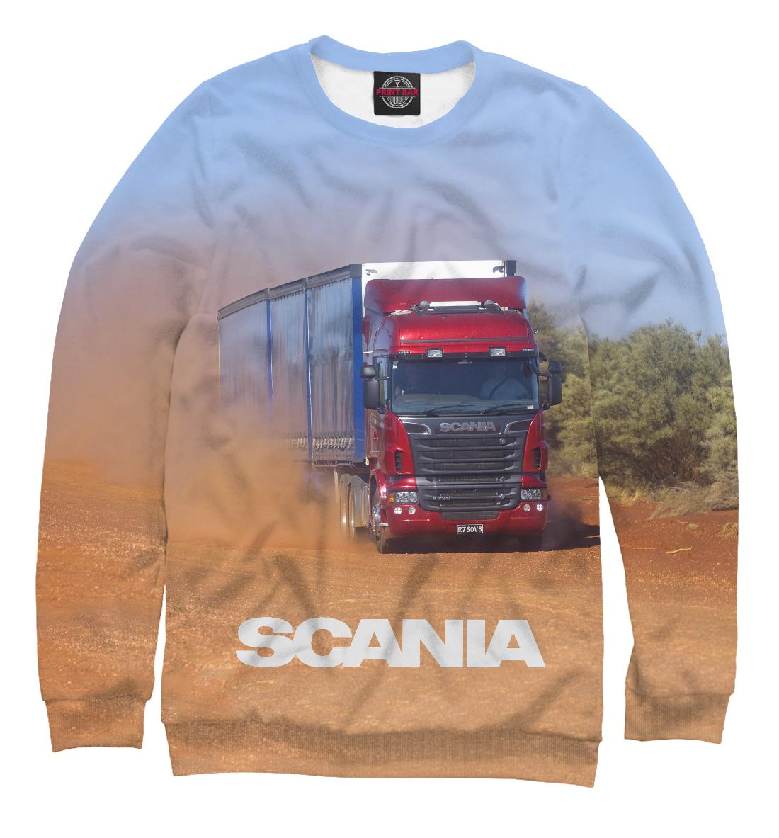 Купить Scania, Printbar, Свитшоты, GRZ-594771-swi-1