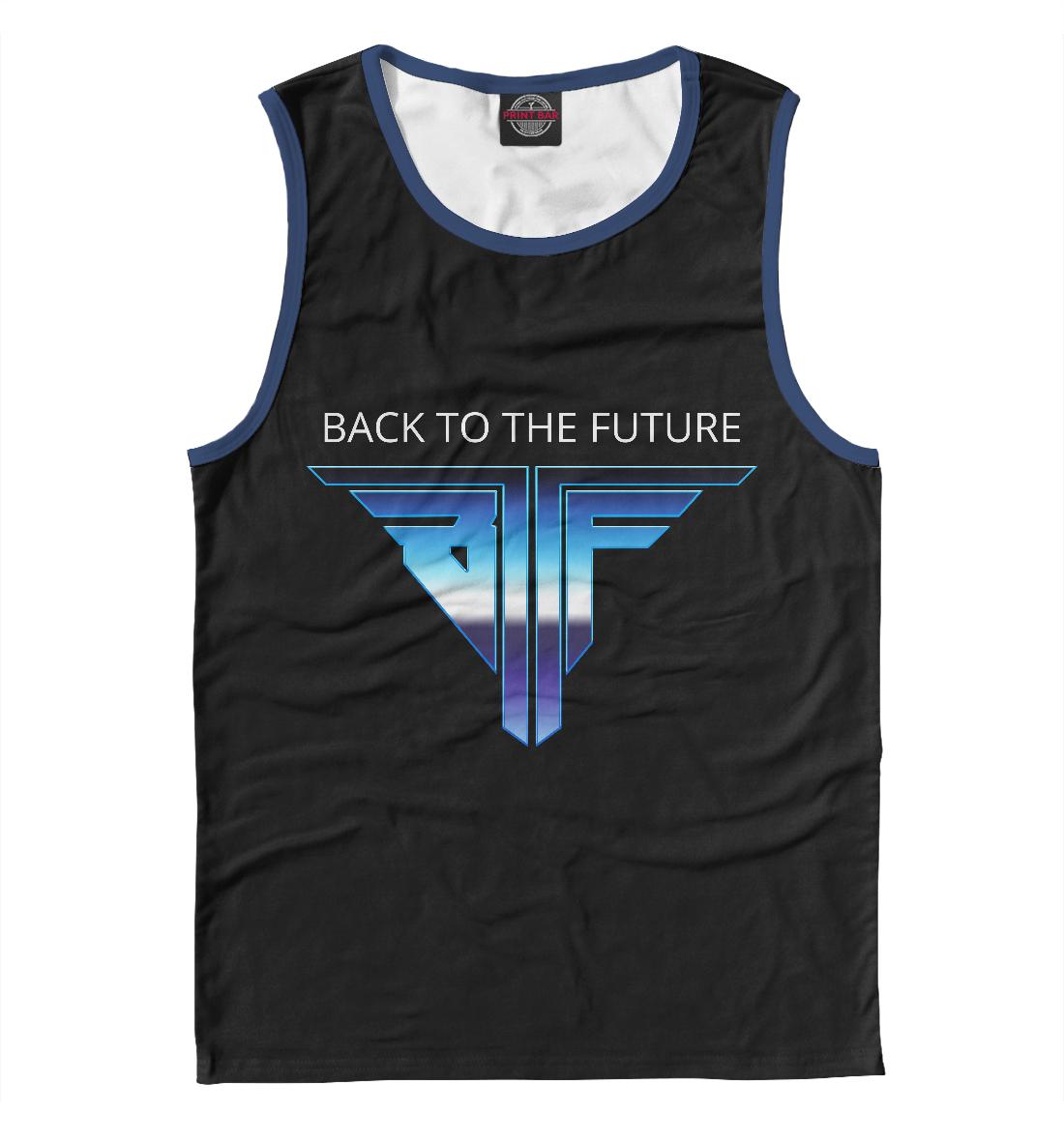 Купить Назад в будущее, Printbar, Майки, KNO-785881-may-2