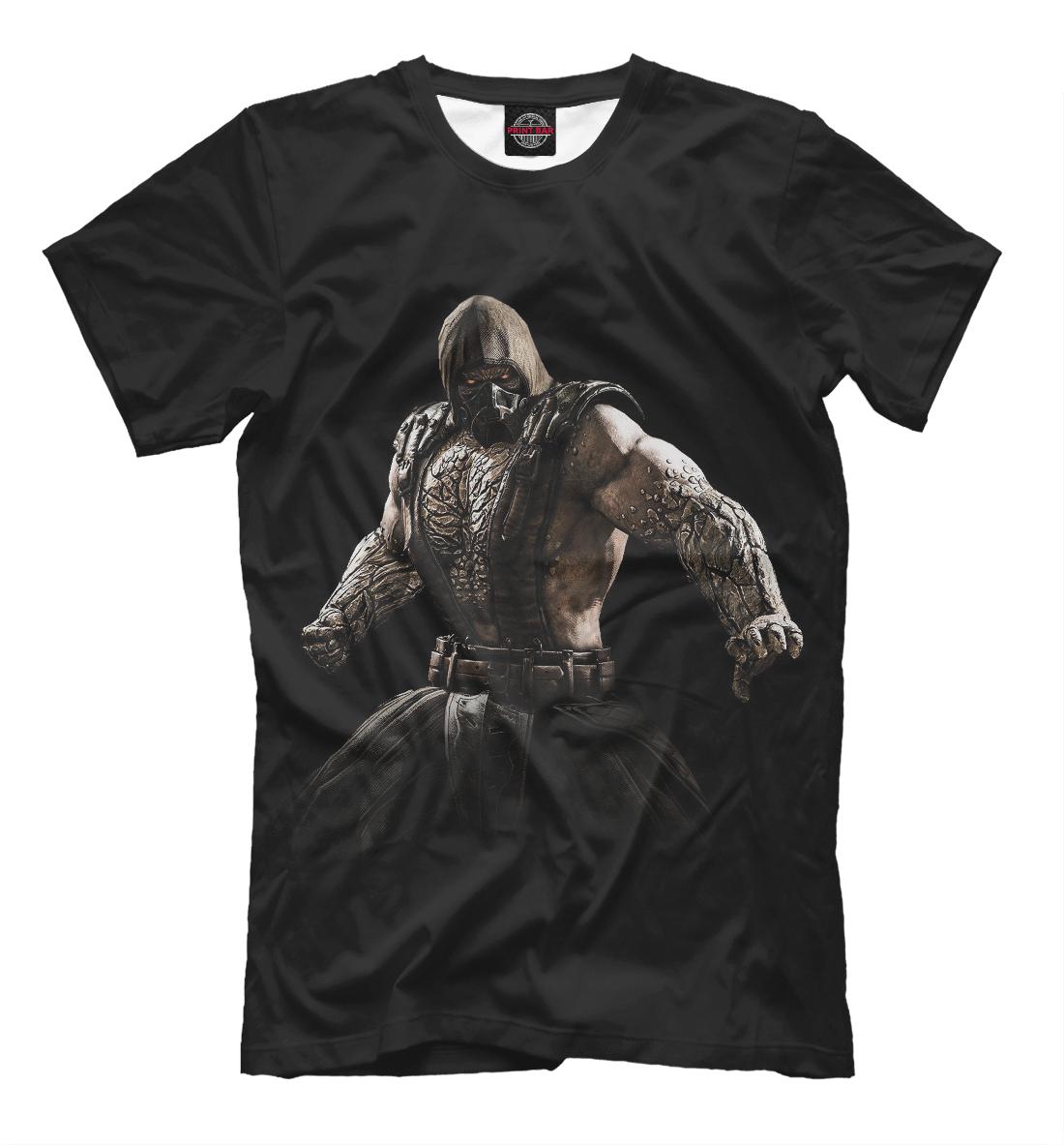 Купить Mortal Kombat, Printbar, Футболки, MKB-555922-fut-2