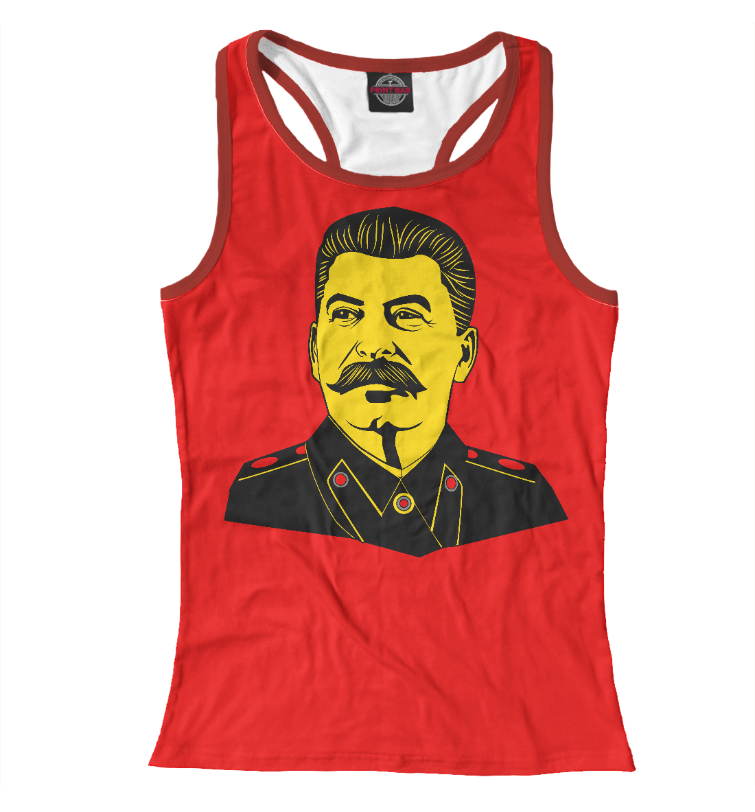 Купить Дизайн советский, Printbar, Майки борцовки, SSS-528301-mayb-1