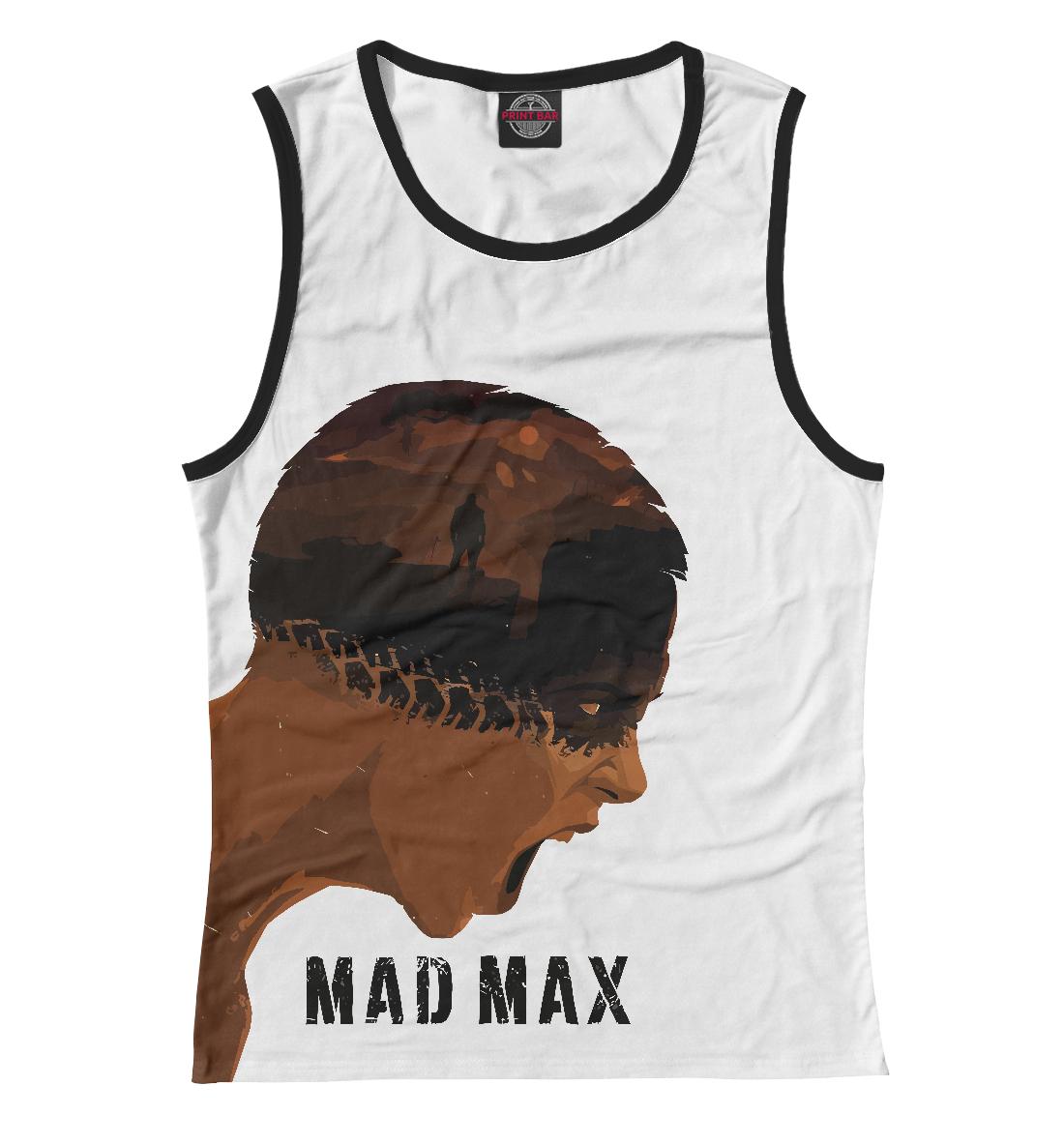 Купить Mad Max, Printbar, Майки, KNO-499365-may-1