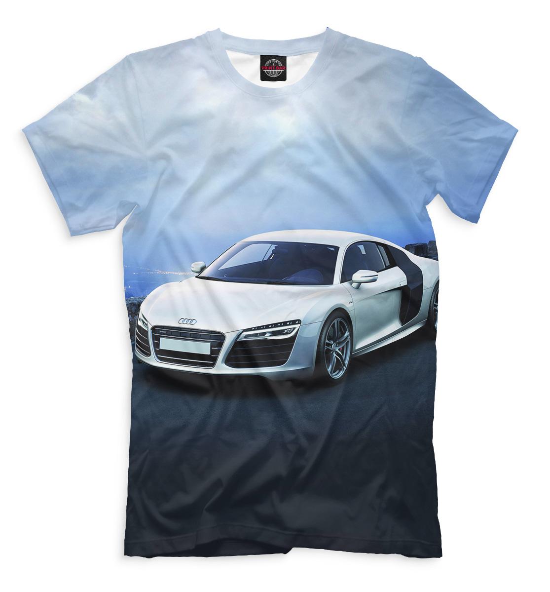 Купить Audi R8, Printbar, Футболки, AUD-805155-fut-2