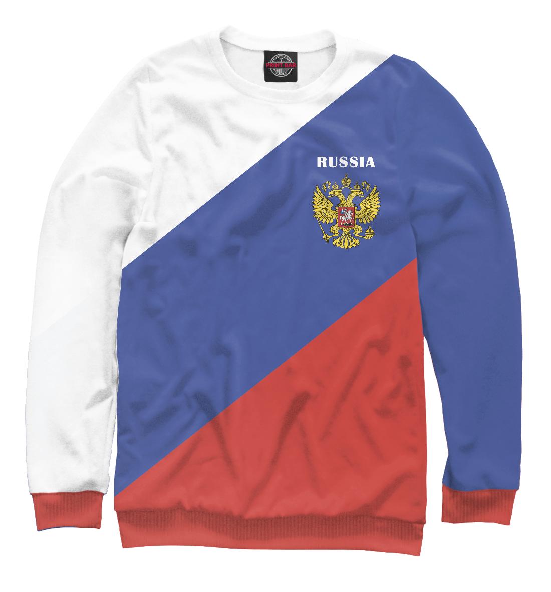 Купить Триколор России, Printbar, Свитшоты, SRF-406765-swi-1