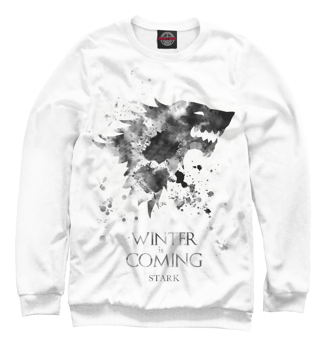 Купить Winter Is Coming, Printbar, Свитшоты, IGR-249024-swi-1