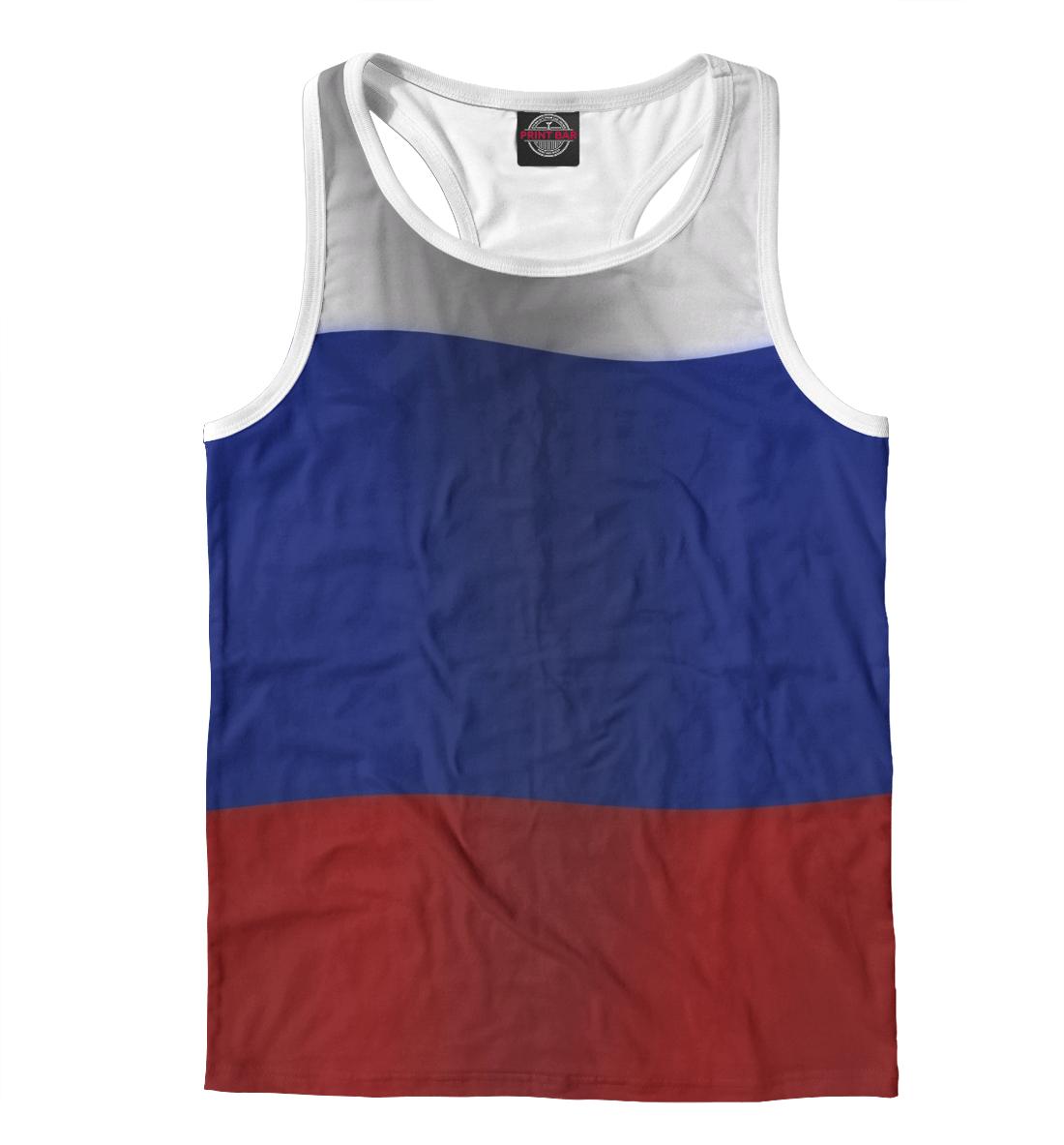 Купить Триколор, Printbar, Майки борцовки, VSY-106500-mayb-2