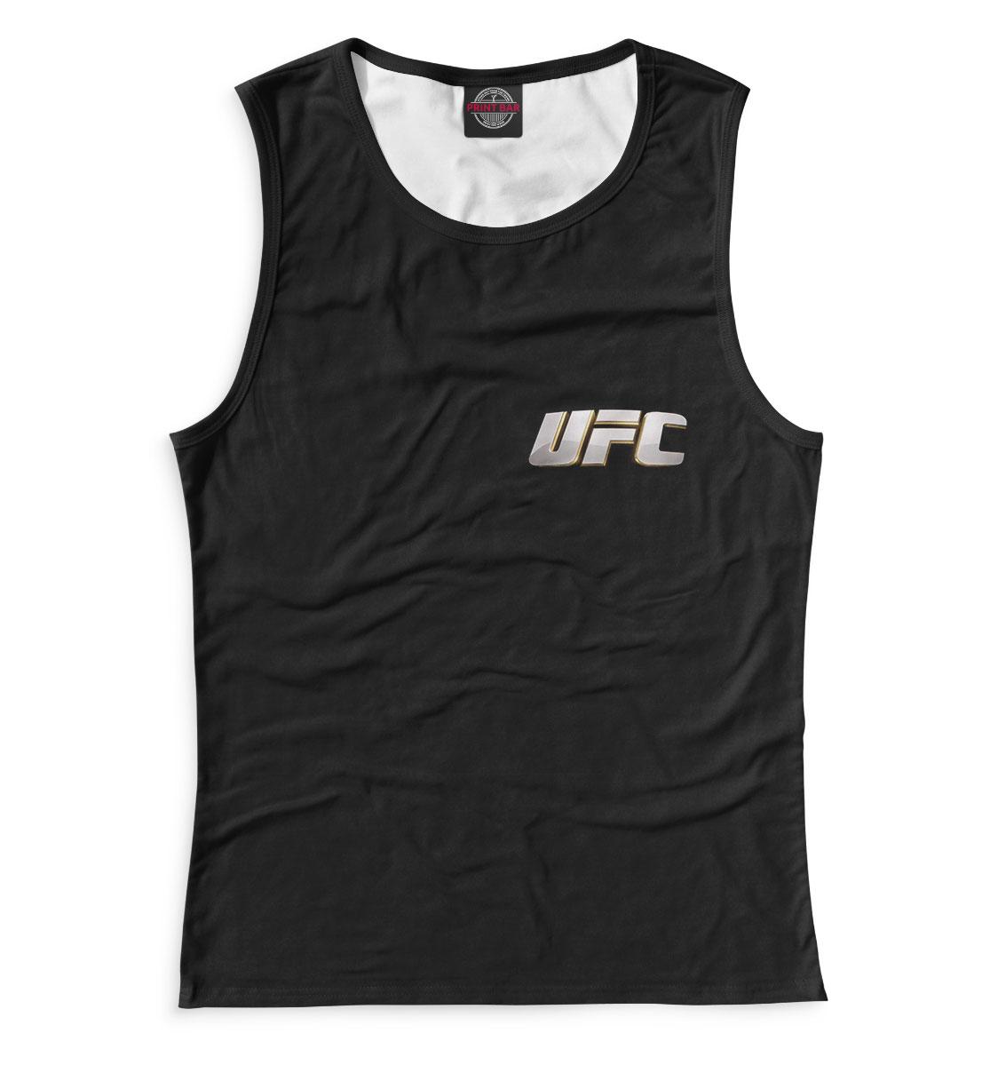 Купить UFC, Printbar, Майки, MNU-334626-may-1