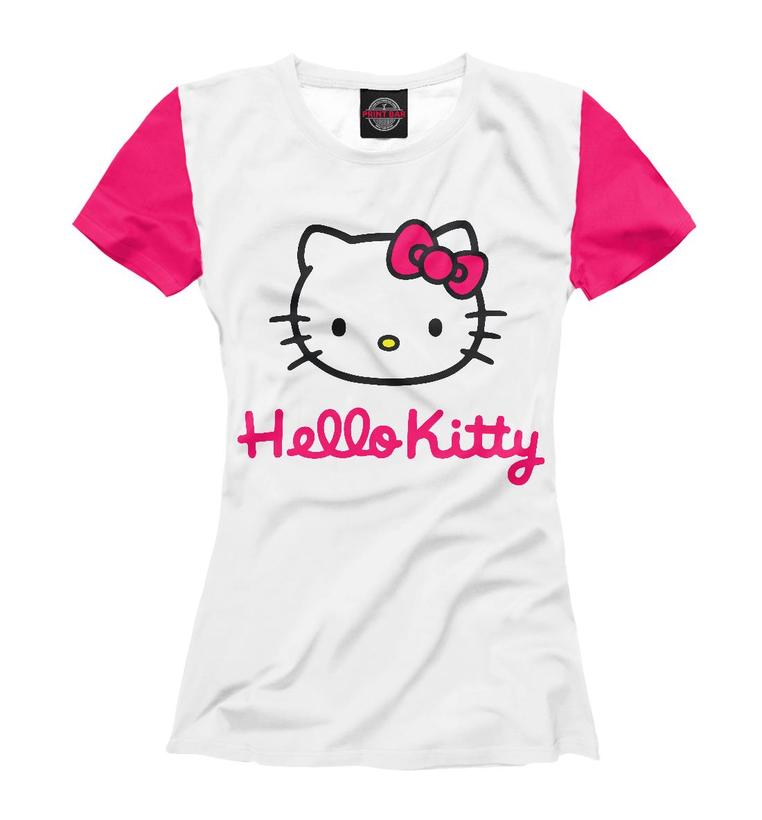 Купить Hello Kitty, Printbar, Футболки, HLK-201223-fut-1