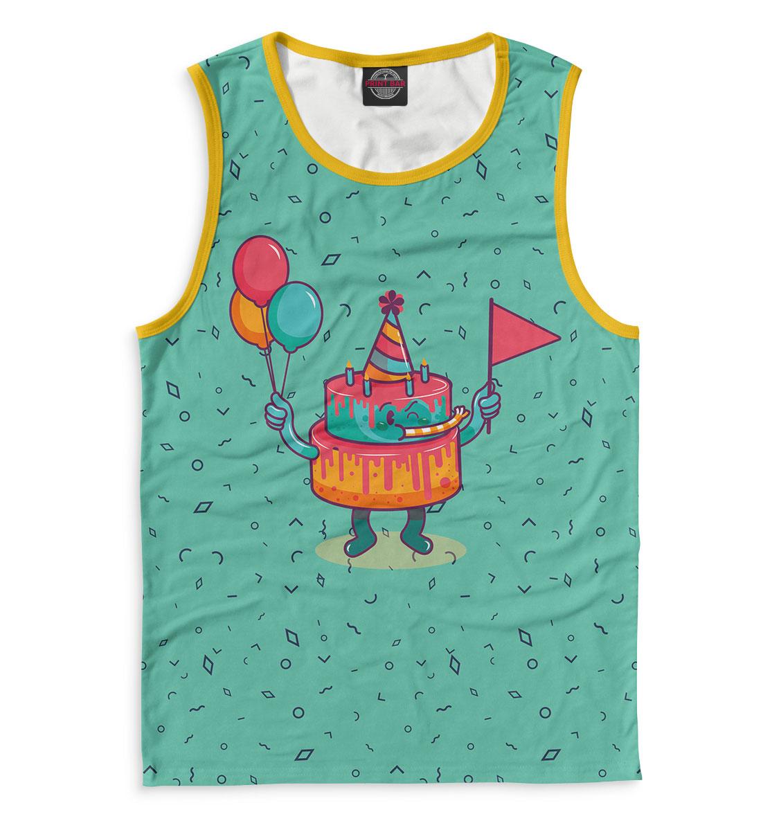 Купить День рождения, Printbar, Майки, DRZ-237386-may-2