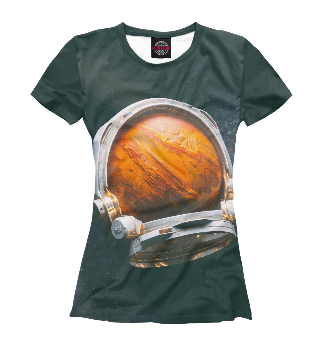 Купить Космос, Printbar, Футболки, PSY-983189-fut-1