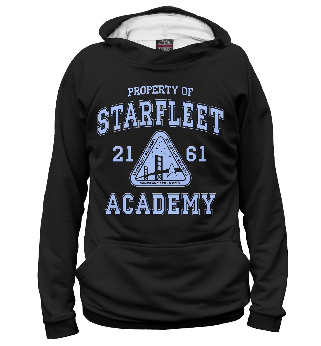 Купить Академия Звёздного флота, Printbar, Худи, STT-111614-hud-1