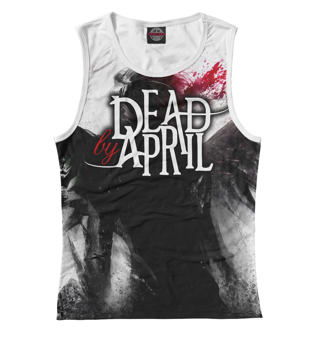 Купить Dead by April, Printbar, Майки, MZK-565862-may-1